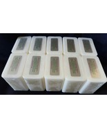 10 lb WHITE MELT AND POUR SOAP Glycerin Base 100% All Natural Bulk Whole... - $40.95