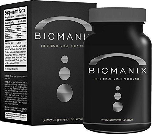 biomanix the best male enhancement pill 60 capsules