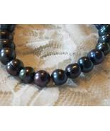 Black Pearl Bracelet - $6.50