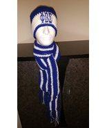 Phi Beta Sigma Fraternity Inspired Handmade Cro... - $55.00