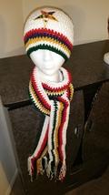 Masonic Order for Women - Eastern Star Inspired Handmade Crochet Beanie ... - $50.00