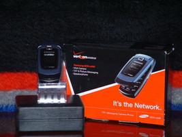 Pre-Owned Verizon Samsung SCH-U340 Blue Flip Cell Phone 6 - $13.86