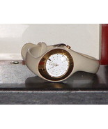 Pre-Owned Women's Gold & Tan Nike WR0070 Analog... - $19.80
