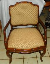Walnut Armchair / Chair by Henredon - $399.00