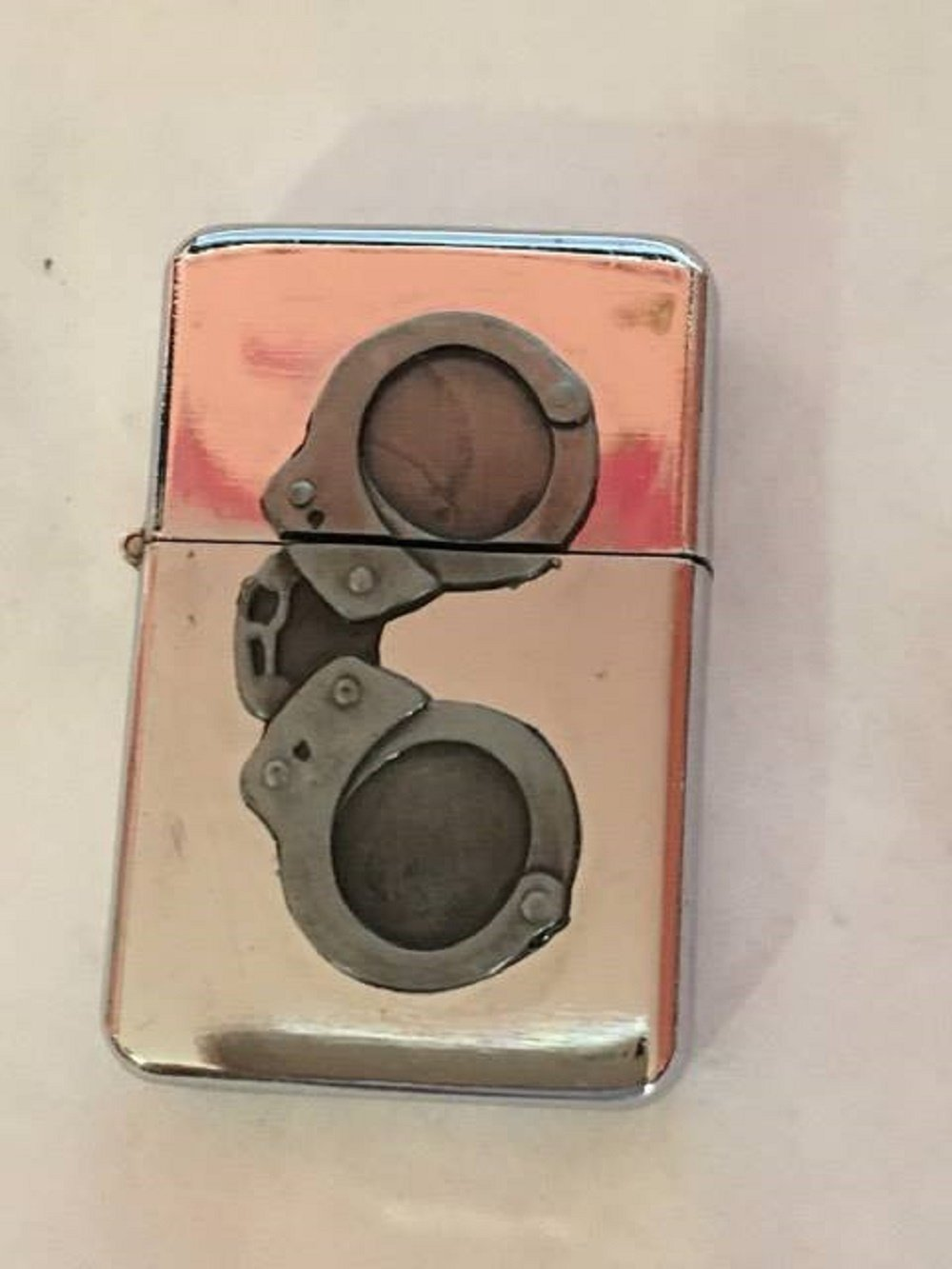 BIKER FLINT LIGHTER - ONE LIGHTER WITH RANDOM COLOR AND DESIGN (style6)