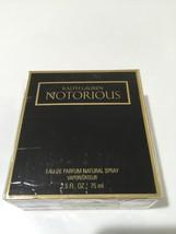 Ralph Lauren Notorious 2.5oz  Women's Perfume - $66.60