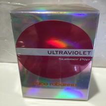 Paco Rabanne Ultraviolet Summer Pop 2.7oz  Women's Eau de Toilette - $80.40