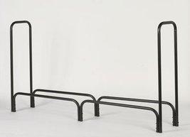 HYC Company Tubular Steel Log Rack - 87in.L x 13in.W x 45in.H - $73.00