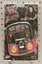 Mga Entertaiment - Wwf - Lcd Game - Undertaker - Made In 1998 - Model 234913 - $39.99