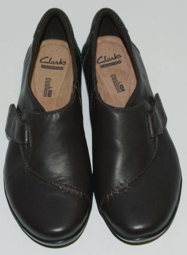 Clarks 15807 Everlay Kara Womens Dark Brown Leather Shootie Size 6