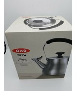 Oxo Brushed Stainless Steel 1.7 Quart Teapot - $32.62