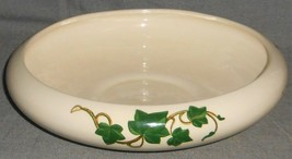 METLOX Poppytrail CALIFORNIA IVY PATTERN Low Flower Bowl/Planter CALIFORNIA - $22.76