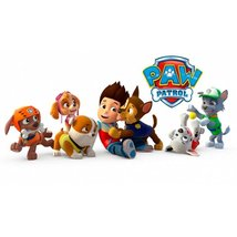 PAW PATROL FRIENDS Edible Cake Topper Frosting Sheet Birthday Party Deco... - $9.99