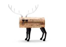 Corkers Deer  Wine Gifts  original Design Monke... - $13.00