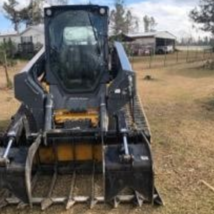 2017 DEERE 333G For Sale In Claire IA image 4