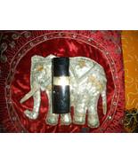 CHANEL #5 FANTASTIC  VINTAGE Black+Gold Empty Perfume Refill Bottle 1.7 ... - $11.88