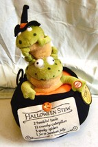 HALLMARK~HALLOWEEN STEW~SINGING~SOUND & MOTION~TREMBLIN' TOADS~WITCH COM... - $12.19
