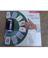 Book Card Tricks Beginners Start a Craft Learn ... - $7.50