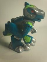 2003 Playskool Transformers GO-BOTS DINO-BOTGreen - $18.32