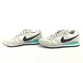 Nike Air Waffle Trainer Running Shoes 429628-032 Beige/Turquoise Men's Size 11 image 1