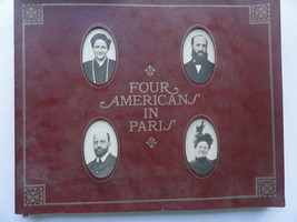 Four Americans In Paris Softcover MMA 1970 Exhibition Program - $12.50