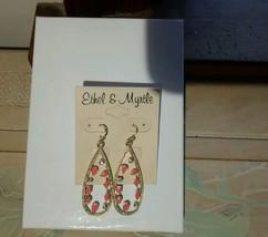 Ethel & Myrtle Drop/Dangle Earrings - $18.70