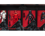 Star Wars The Black Series Imperial Forces 6-Inch Action Figures -Exclusive