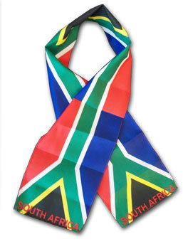 South africa flag scarf 10529