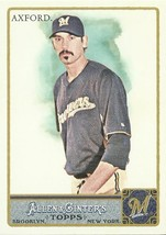 2011 Topps Allen and Ginter #89 John Axford  - $0.50