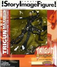 Trigun Maximum Vash 5-inch PVC Statue by Yamato - $18.38
