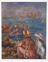 Baigneuses - Renoir print -76x61cm, renoir wall art, 1993 renoir poster - $41.00