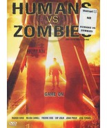 Humans vs. Zombies (DVD, 2012, With Book) free shipping - $5.87