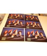 Lot 6 CWDC Disney CHINESE MUSHROOM DANCERS Fantasia POSTCARD Post Cards ... - $19.99