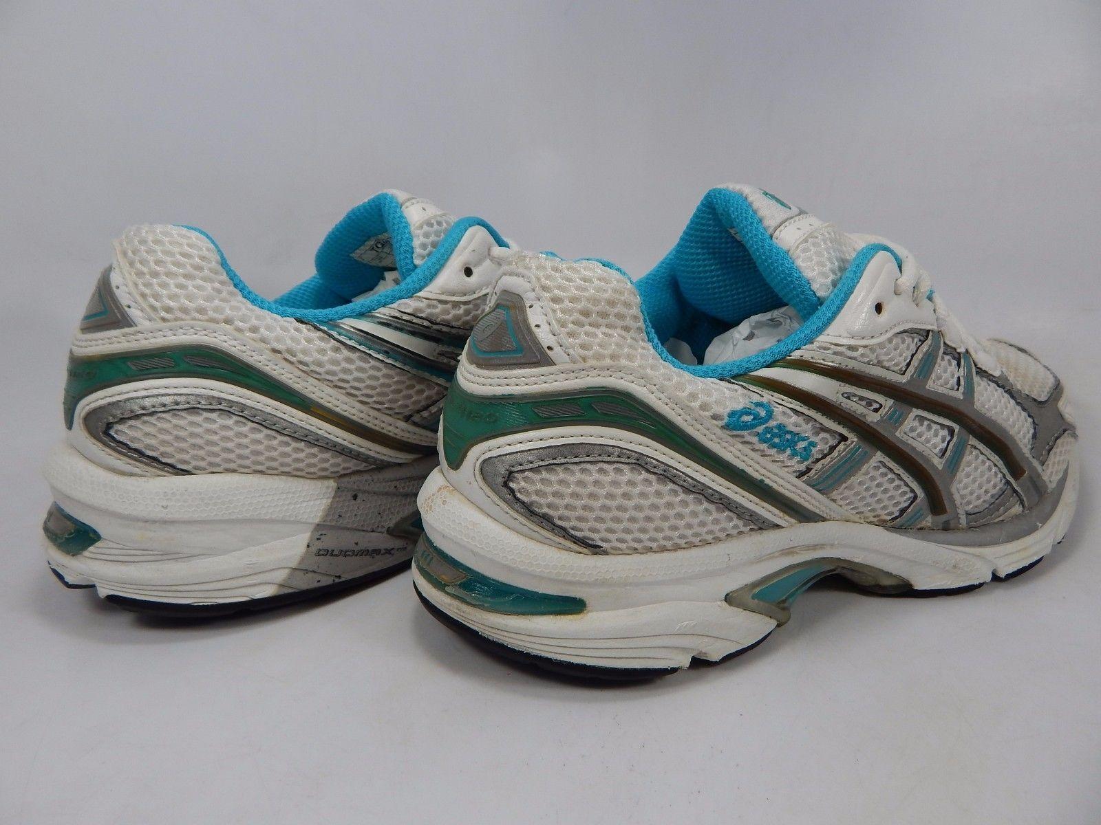 Asics Gel 1120 Women's Running Shoes Size US 9 M (B) EU 40.5 White Blue TQ762