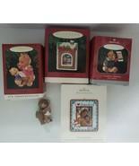 Vintage Hallmark Keepsake Grandma's  Christmas Ornaments lot of 5 - $25.99