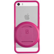 VarioEdge Stand Case By ZeroChroma for iPhone 5 5S SE Pink IP5S-VE-PNK-X - $4.98