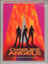CHARLIE'S ANGELS (2000) Press Kit with 32 Color Slides, 11 B&W Photos & ... - $35.00