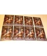 Lot of 8 CWDC Disney MAURICE & BEAST Surprise Around Every Corner POSTCA... - $19.99
