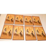 """Lot of 8 CWDC Disney SNOW WHITE & the Prince POSTCARD Post Cards 4""""x6"""" - $19.99"""