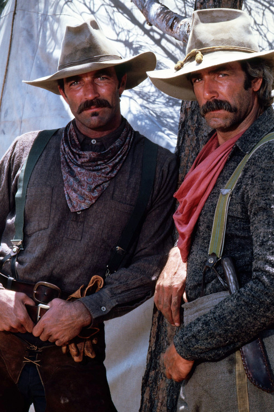 Primary image for Tom Selleck and Sam Elliott in The Sacketts 18x24 Poster