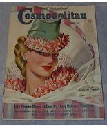 Vintage Cosmopolitan Woman's Magazine April 1940 - $12.00
