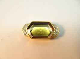 SEIKO 2E20 QUARTZ LASALLE DIAMOND ACCENT GP LADIES WATCH CASE FOR RESTOR... - $114.89
