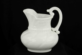 Lenox White Ivory Colonial Collection Serving Pitcher Or Jug Blue Stamp ... - $20.53