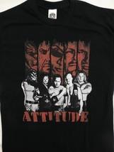 The Rock Steve Austin Kane Undertaker Triple H Attitude Era WWE T-Shirt - $23.00+
