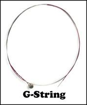 Nylon(Perlon) Violin G-4 String in 3/4, 4/4 Ful... - $8.59