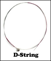 D-3 String for Student Violin in 1/2 Size - $2.99