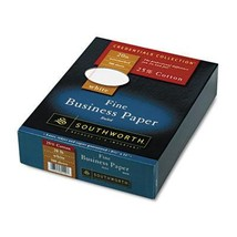 Southworth® 25% Cotton Business Paper - $57.33
