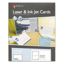 MACO® Unruled Microperforated Laser/Ink Jet... - $25.49