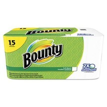 Bounty® Perforated Towel Rolls - $43.32