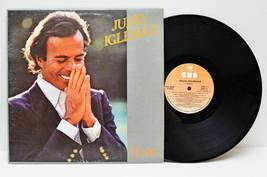 Julio Iglesias Fidele  - 1981 CBS Vinyl LP Record [EX] PFC 90659 - $12.74